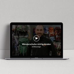 Referenz Ratgeber-Video Outdoor